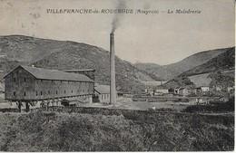 VILLEFRANCHE DE ROUERGUE / La MALADRERIE - Villefranche De Rouergue