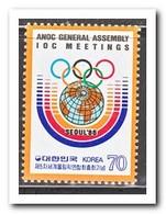 Zuid Korea 1986, Postfris MNH, Olympic Games - Korea (Zuid)