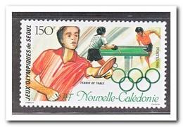 Nieuw Caledonië 1988, Postfris MNH, Olympic Summer Games - Nieuw-Caledonië