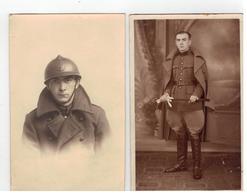 Soldaat (omgeving Tamines) - Uniforms