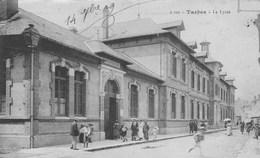 Tarbes. Le Lycée.  Scan - Tarbes