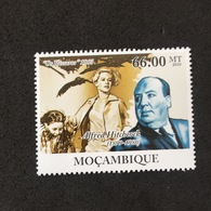 MOZAMBIQUE. ALFRED HITCHCOCK. MNH D1305B - Actors