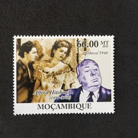 MOZAMBIQUE. ALFRED HITCHCOCK. MNH D1305D - Actors