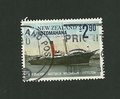 Nueva Zelanda 2012 Used - New Zealand