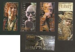 Nueva Zelanda 2012 Used Hobbitt - New Zealand