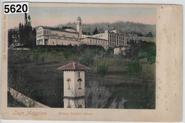 Collegio Rosmini Stresa - Lago Maggiore 1903 - Verbania