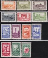 Algérie     .  Yvert   87/99  .      *   .    Neuf Avec Charniere  .   /   .   Mint Hinged - Algeria (1924-1962)