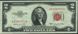 U.S.A. UNITED STATES Of AMERICA - 2 Dollars 1953 UNC P.380 B - Biljetten Van De Verenigde Staten (1928-1953)