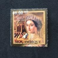 MOZAMBIQUE. NAPOLEON III. EUGENIA DE MONTIJO. MNH D1307C - Napoleon