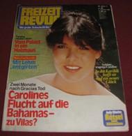 Princess Caroline Of Monaco - FREIZEIT REVUE - German November 1982 ULTRA RARE - Magazines & Newspapers