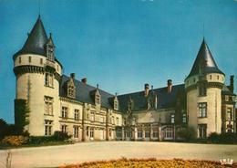 87 - LE CHÂTEAU DE BORD - France