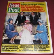 Princess Diana - NEUE POST - German August 1982 ULTRA RARE - Magazines & Newspapers
