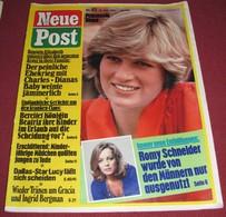 Princess Diana - NEUE POST - German October 1982 ULTRA RARE - Magazines & Newspapers