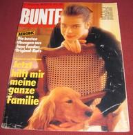 Princess Stephanie Of Monaco - BUNTE - German February 1983 ULTRA RARE - Magazines & Newspapers