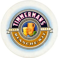 Belgium. Itterbeek. Timmermans. Blanche - Wit. Anno 1781. Lambic. - Sous-bocks