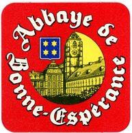 Belgium. Abbaye De Bonne-Espérance. - Sous-bocks