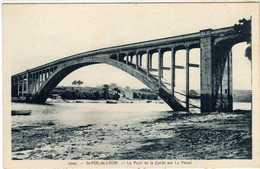 29 / St POL DE LEON - Le Pont De La Corde Sur La Peuzé - Saint-Pol-de-Léon