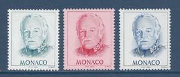 Monaco - YT N° 2182 à 2184 - Neuf Sans Charnière - 1998 - Monaco