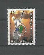 Wallis & Futuna 2004 Badminton Y.T. 616 ** - Neufs