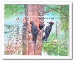 Moldavië 2018, Postfris MNH, Birds - Moldavië