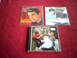 CLAUDE NOUGARO  °  COLLECTION DE 3 CD - Music & Instruments