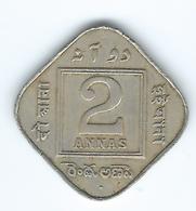 India - George V - 1918 - 2 Annas - KM516 - Inde