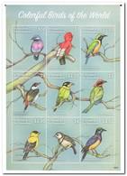St. Vincent & The Grenadines 2018, Postfris MNH, Birds - St.-Vincent En De Grenadines