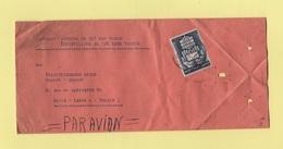 Portugal - Echantillon Sans Valeur Destination France - Lisbonne - 1910-... Republic