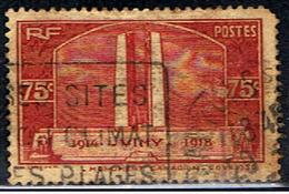 (FR 176) FRANCE // YVERT 316 // 1936 - Oblitérés
