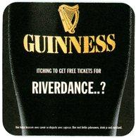 Belgium. Ireland. Guinness. Ichting To Get Free Tickets For Riverdance..? Before 20 November 1998 John Martin, Genval. - Sous-bocks