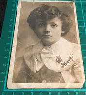 Portrait ~ Rapid Art Photography Brighton Palace Pier ~ July 1st 1905...... Geneology - Portraits