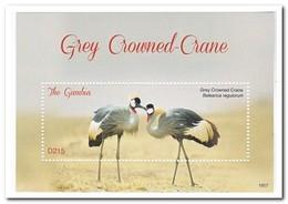 Gambia 2018, Postfris MNH, Birds - Gambia (1965-...)