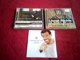 LIONEL  RICHIE  °  COLLECTION DE 3 CD - Musique & Instruments