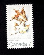 753840731 1971 SCOTT 538 POSTFRIS  MINT NEVER HINGED EINWANDFREI  WINTER - 1952-.... Règne D'Elizabeth II