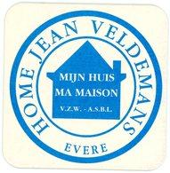 Belgium. Home Jean Veldemans. Evere. Mijn Huis V.z.w.. Ma Maison A.s.b.l. - Sous-bocks