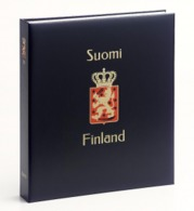 DAVO LUXE ALBUM ++ FINLAND IV 2012-2018 ++ 10% DISCOUNT LIST PRICE!!! - Albums Met Klemmetjes