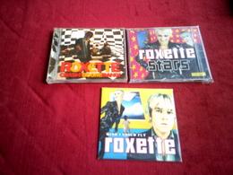 ROXETTE  °  COLLECTION DE 3 CD - Musique & Instruments