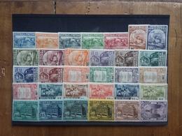 PORTOGALLO 1924 - 4° Centenario Nascita Di Luis De Camoens - Nn. 299/329 Nuovi * + Spese Postali - Nuovi