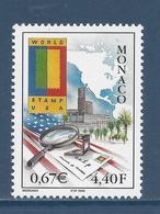 Monaco - YT N° 2263 - Neuf Sans Charnière - 2000 - Monaco
