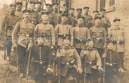 33337491 Militaria_Deutschland_WK1 Saaleck Naumburg Foto Landwehr - Weltkrieg 1914-18
