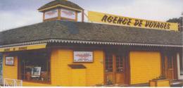 974 - ILE DE LA REUNION - AGENCE DE VOYAGES A SAINT GILLES LES BAINS - CALENDRIER 2005 - 2006 - Saint Paul