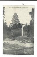 CPA 42 Noiretable Lot 2 Cartes Hermitage Croix De L'étang+rochers De La Coche écrites - Noiretable
