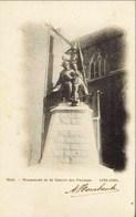 MOL - Monument De La Guerre Des Paysans - Carte Précurseur - Oblitération De 1901 - Mol