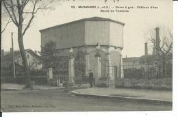 Marmande-Usine à Gaz-Château D'eau-Route De Tonneins - Marmande
