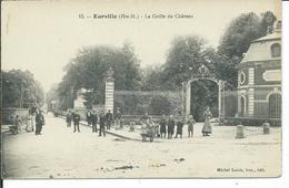 Eurville-La Grille Du Château - Autres Communes