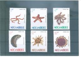 MOZAMBIQUE 913/918 (6V) 1982 MICHEL - Mozambique