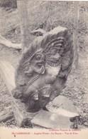 Asie - Cambodge - Angkor Thom - Le Bayon - Vue De Face - Cambodge