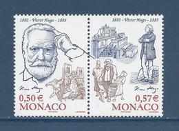 Monaco - YT N° 2361 Et 2362 - Neuf Sans Charnière - 2002 - Monaco