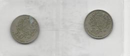 Portugal 2 Coins 50 Centavos 1927+1930 - Munten & Bankbiljetten