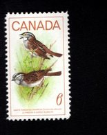 753862799 1969 SCOTT 496 497 498 POSTFRIS MINT NEVER HINGED EINWANDFREI XX  BIRDS - 1952-.... Règne D'Elizabeth II